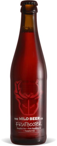 Wild Beer FRUITBOOSTER 5,1% PEPPERC RASP