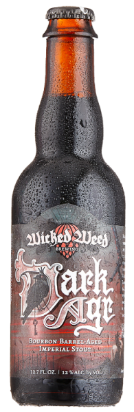 Wicked Weed DARK AGE 12% IMP STOUT BBA