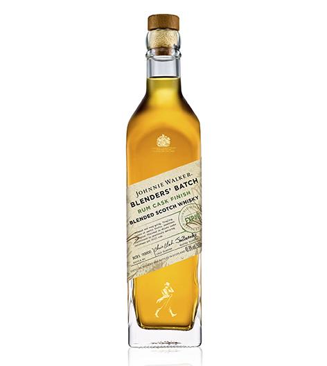 JOHNNIE WALKER Rum CaskFinish 50CL 40,8%