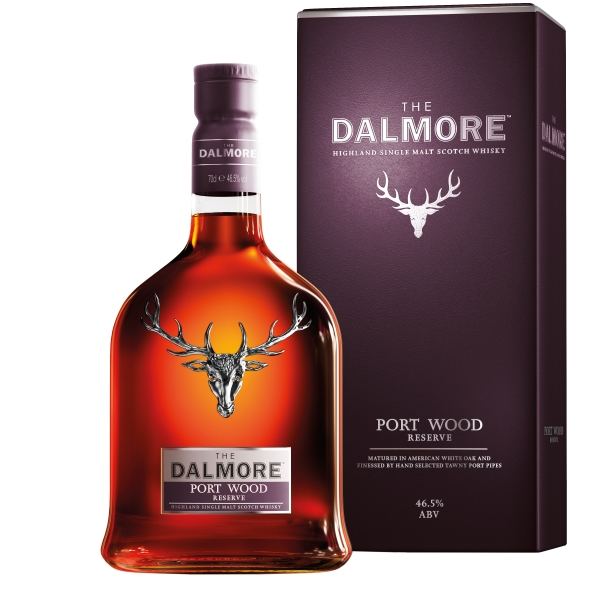 DALMORE Port Wood Reserve 46,5% Whisky