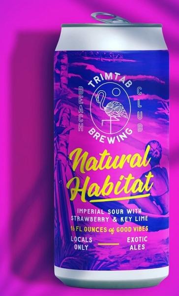 TrimTab Brewing IMPERIAL EUPHORIA NOW 8% Sour