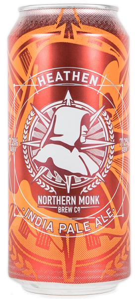 Northern Monk HEATHEN 7,2% IPA 44CL Can