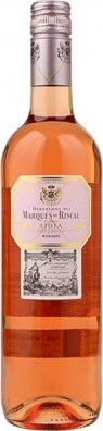 MARQUES RISCAL Rioja Rosado 75CL