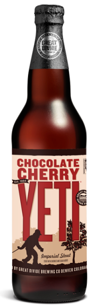 Great Divide CHOCOLATE CHERRY 9,5% RIS
