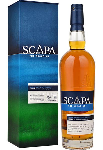 SCAPA Skiren Single Malt 40% 0,7ltr Amer