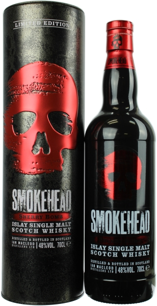 SMOKEHEAD Islay Sherry Bomb (ARDBEG) 48%