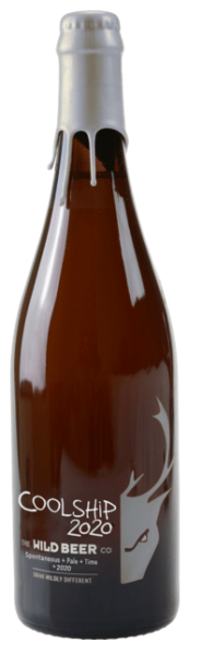 Wild Beer COOLSHIP 2020 5,9% Spontaneous Wild Ale