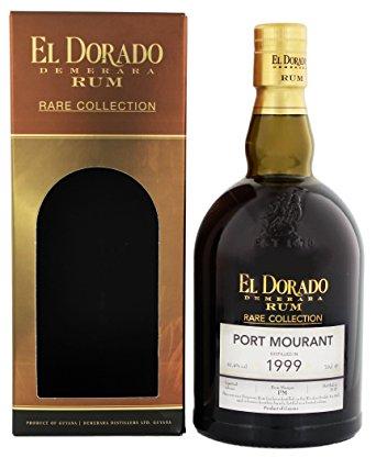 El Dorado RUM PORT MOURANT 1999 61,4%
