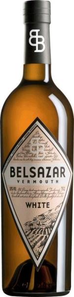 BELSAZAR VERMOUTH WHITE 18% 0,7L