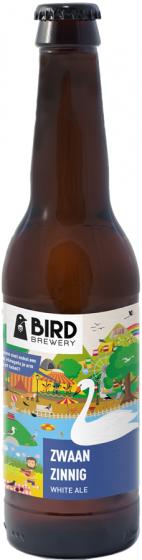 Bird ZWAANZINNIG White Ale 4,5% 33CL