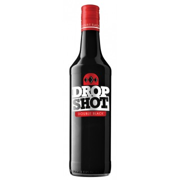 DROPSHOT Double Black 24% 70CL