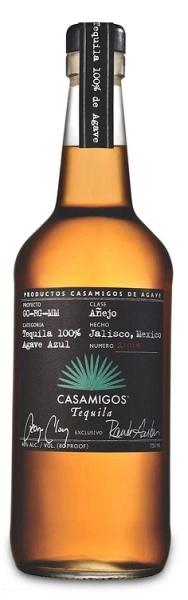 CASAMIGOS Tequila Anejo 40% 70CL