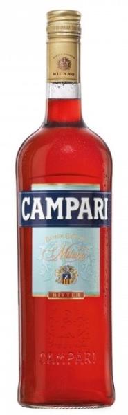 CAMPARI bitter 25% 1 Liter