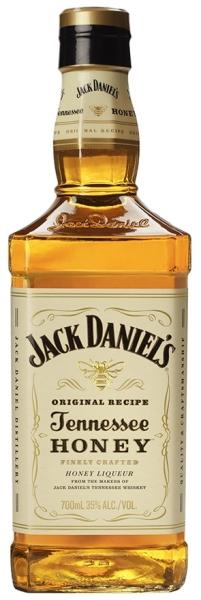 JACK DANIELS Honey likeur 35% 0,35L