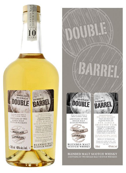 Double Barrel MORTLACH/LAPHROAIG 46%