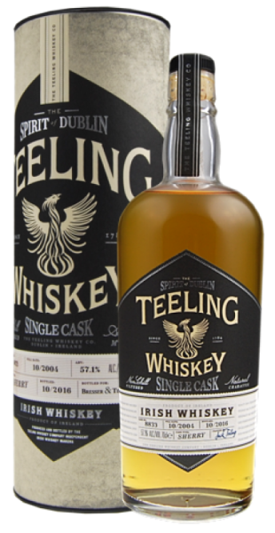 TEELING Sherry finish 2004 12YR 57,1% CS