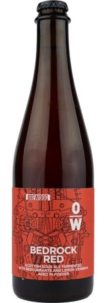 Brewdog OVERWORKS Bedrock Red 6,6% 50CL