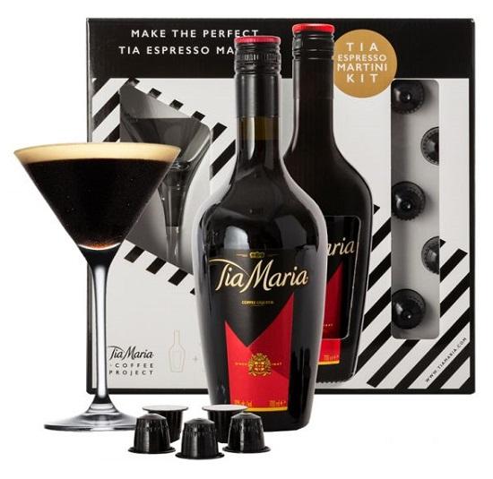TIA MARIA Espresso Martini Kit 20% 70CL