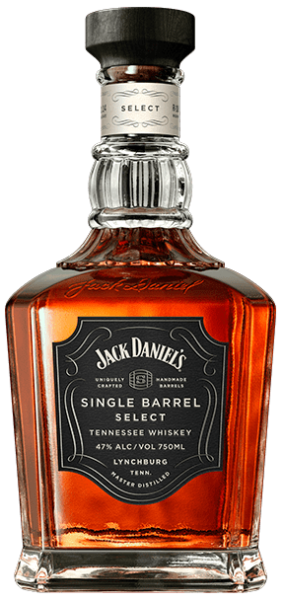 JACK DANIELS Single Barrel Tennessee