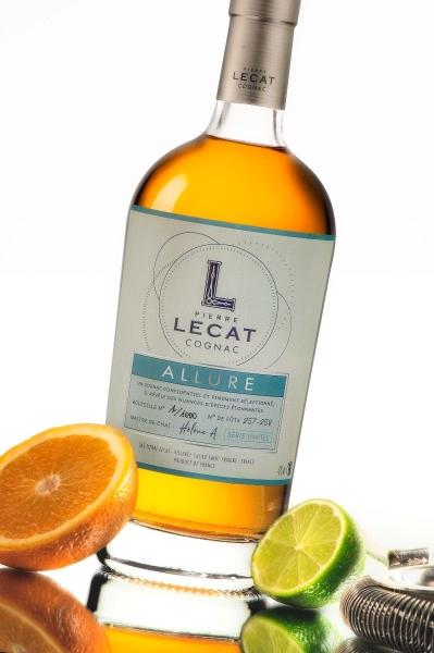 PIERE LECAT cognac ALLURE 42% Single Cas