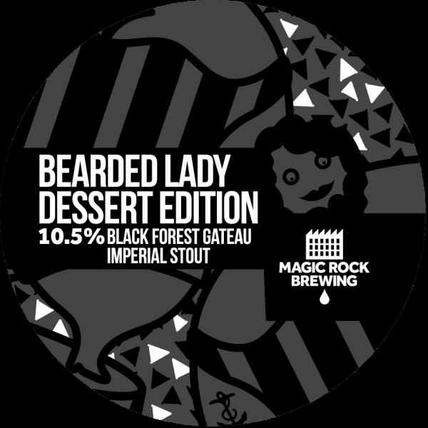 Magic Rock BEARDED LADY Dessert Ed 10,5%