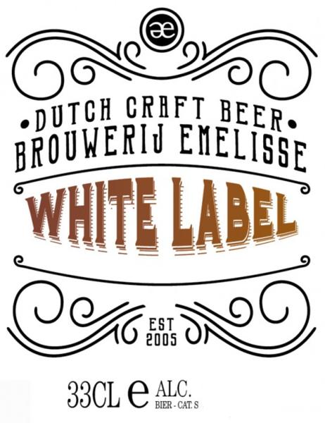 Emelisse WHITE LABEL 7% DBOCK REDWINE BA