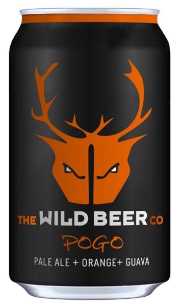 Wild Beer POGO 4,1% PASSION F, ORANGE PA