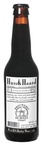 Molen HUIS & HAARD 11,2% BARLEYWINE Port