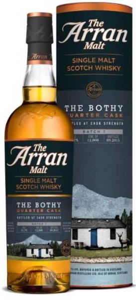 ARRAN The Bothy Quarter Cask 55,2% #2