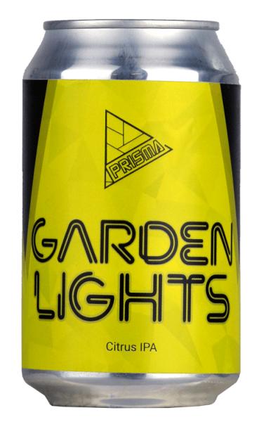 Prisma GARDEN LIGHTS 6,6% Citra IPA 33CL Can