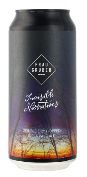 Frau Gruber INVISIBLE NARRATIVES 6,8% DDH IPA 44CL