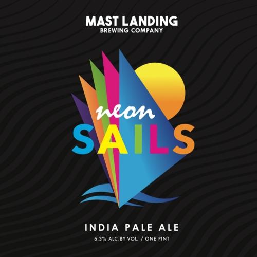 Mast Landing NEON SAILS 6,3% IPA 47.3CL
