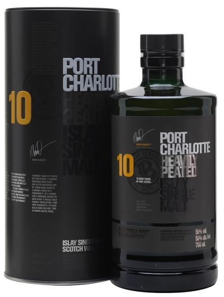 Bruichladdich PORT CHARLOTTE 10 50% 70CL