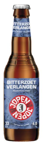 Jopen BITTERZOET VERLANGEN 6% Fruity Blond 33CL