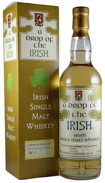 Blackadder A DROP OF THE IRISH 46%