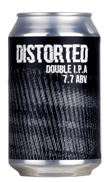 Prisma DISTORTED 7,7% Double IPA 33CL Can