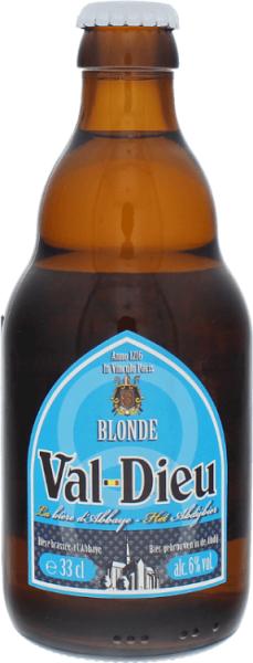 VAL-DIEU Abdij Bier BLOND 6% 33CL