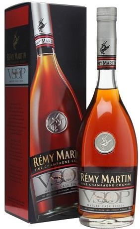 REMY MARTIN Cognac VSOP in doos 40% 70CL