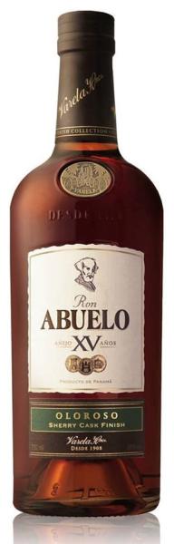 ABUELO RUM Panama OLOROSO SHERRY CASK